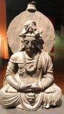 Gautam Buddha statua zdjęcia stock