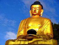 Gautama Βούδας Στοκ φωτογραφία με δικαίωμα ελεύθερης χρήσης