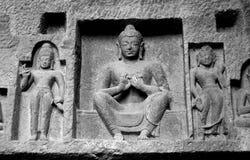 Gautama Buddha Obrazy Stock
