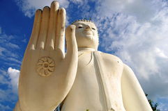 Buddha WatPairogwour Thailand Royalty Free Stock Photos