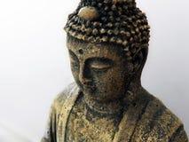 Gautama. Statue of Siddhartha Gautama buddha royalty free stock photos