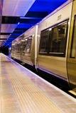Gautrain - het 1st Spoor van de Hoge snelheid, voor Afrika Royalty-vrije Stock Afbeelding