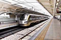 Gautrain - Rhodesfield Station Royalty Free Stock Photography