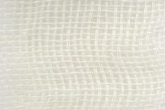 Gauze Bandage Texture Macro Royalty Free Stock Images