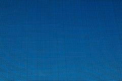 Gauze with Blue Background. Black Gauze with Blue Background Stock Photo