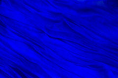 Gauze texture. The texture background blue gauze Royalty Free Stock Images