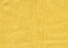 Gauze texture background. Golden luxury textile. Golden fabric. Natural textile background Stock Photography