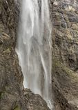 Gavarnie-Wasserfall - Detail stockfotografie