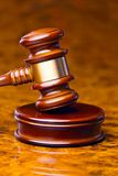 gavel δικαστηρίων δικαστής στοκ εικόνες