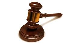 Gavel δικαστών Απεικόνιση αποθεμάτων