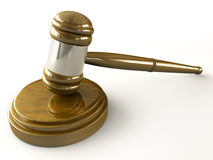 Gavel Royalty Free Stock Photo