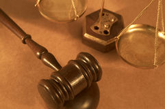 Gavel Royalty Free Stock Image