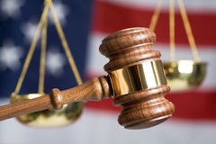 Gavel Royalty Free Stock Photos