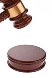 Gavel - auction hammer Royalty Free Stock Photography