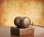 Gavel Isolated Royalty Free Stock Images