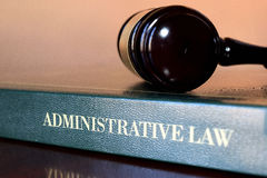 Gavel for justice Royalty Free Stock Photos
