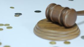 Gavel Royalty Free Stock Images