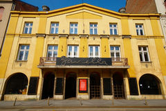 Gavella Theater, Zagreb Royalty Free Stock Photography