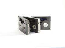 Gaveta compacta video Imagem de Stock Royalty Free