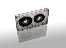 Gaveta de cassete áudio Imagens de Stock