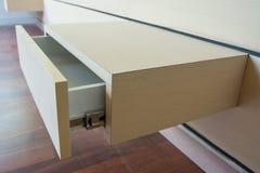 Gaveta de madeira Imagens de Stock
