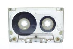 Gaveta magnética velha da cassete áudio Imagem de Stock