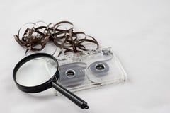 Gaveta, procurando partes velhas dos anos 70 Imagem de Stock Royalty Free