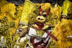 Gaviões DA coloca - São Pablo - el Brasil - carnaval Imagen de archivo