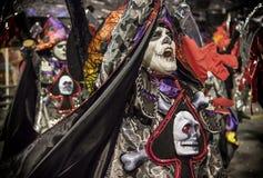 Gaviões DA coloca - São Pablo - el Brasil - carnaval Fotos de archivo