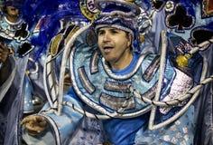 Gaviões da Fiel - São Paulo - Brazil - Carnival Royalty Free Stock Image