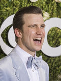 Gavin Creel. Actor Gavin Creel arrives at the 71st Annual Tony Awards celebrating achievement and excellence in Broadway dramas, comedies, and musicals.  The Stock Photo