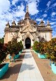Gaw daw palin temple, Bagan, Mandalay, Myanmar Royalty Free Stock Image