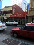 Gawler-Platz, Adelaide, Süd-Australien Lizenzfreie Stockfotografie