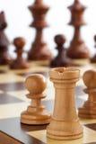 Gawronu szachy Obraz Royalty Free