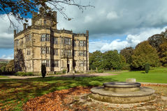 Gawthorpe Hall Stock Image