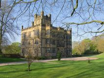 Gawthorpe Hall Royalty Free Stock Photos