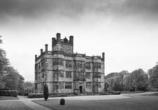 Gawthorpe Hall Royalty Free Stock Photos