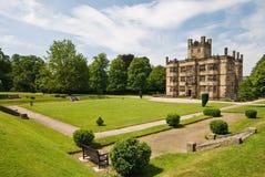 Gawthorpe Hall Royalty Free Stock Images