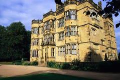 Gawthorpe historique Hall photos stock