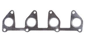 Gaxeta automotriz metálica do distribuidor de exaustão Fotografia de Stock Royalty Free