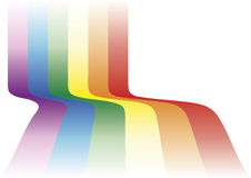 Gay background waving Royalty Free Stock Image