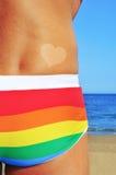 Gay beach Stock Photos