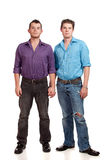 Gay Couple Stock Photography