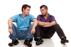 Gay Couple Royalty Free Stock Images