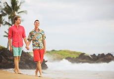 Gay couple Stock Photos