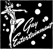 Gay Entertainment 3 Stock Photo