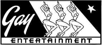 Gay Entertainment 2 Stock Image