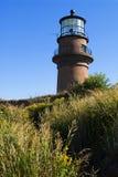 Gay Head (Aquinnah) Lighthouse on Martha's Vineyard Island in Ne Royalty Free Stock Images