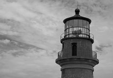 Gay Head Light House Royalty Free Stock Photography