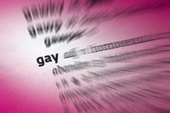 Gay - Homosexual royalty free stock image